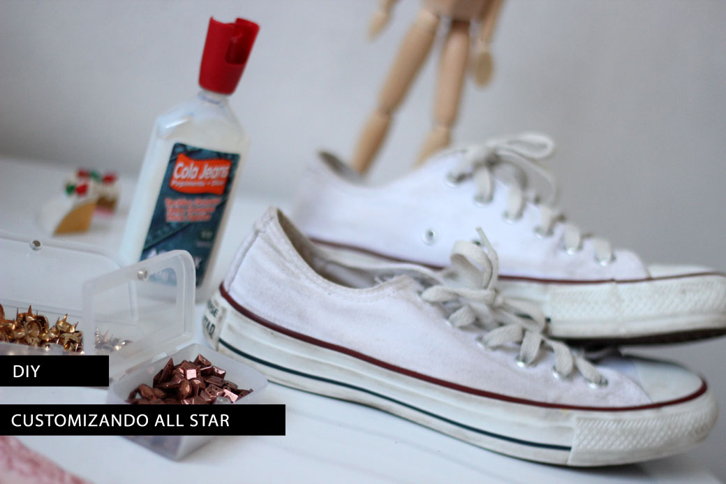 Customizando all star 1