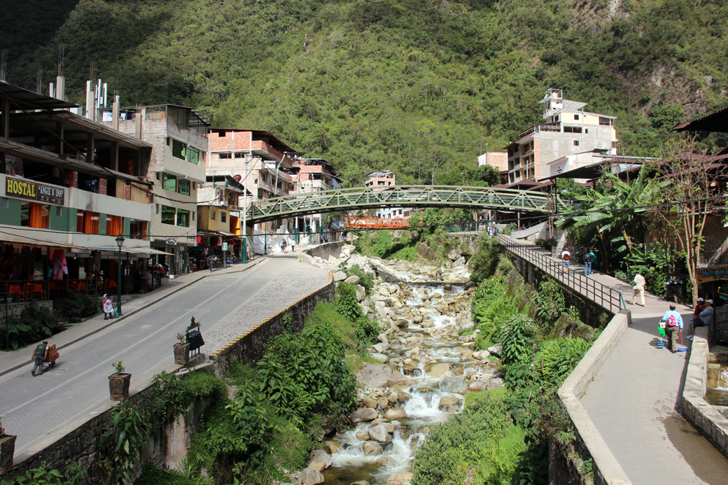 Aguas Calientes 1